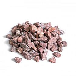 Graniet split 25 kg Rood-bont 16-22 mm Grind en Split