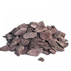 Canadian slate split bigbag 1000 kg Violet 30-60 mm Grind en Split
