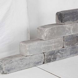 Blockstone Gothic 15x15x30 Getrommeld muurelement Stapelblokken
