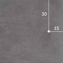 *GeoCeramica In-Lite Ready Gat 22 mm Positie 22B Keramische tegels