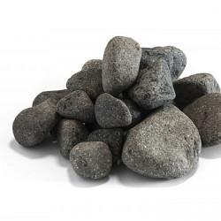 Beach pebbles 20 kg Zwart  50-70 mm Grind en Split