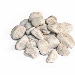 Carrara rond bigbag 1000 kg Wit 25-40 mm Grind en Split
