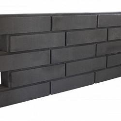 Allure Block Linea Black 15x15x60 Strak muurelement Stapelblokken