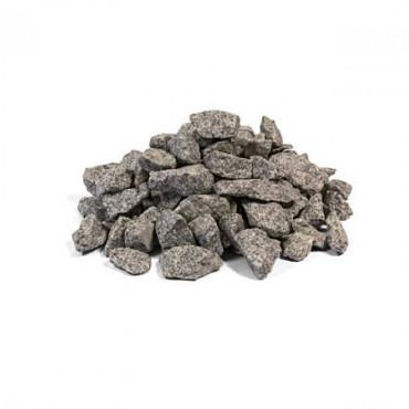 Graniet split royal grey 25 kg Wit-grijs 16-22 mm Grind en Split