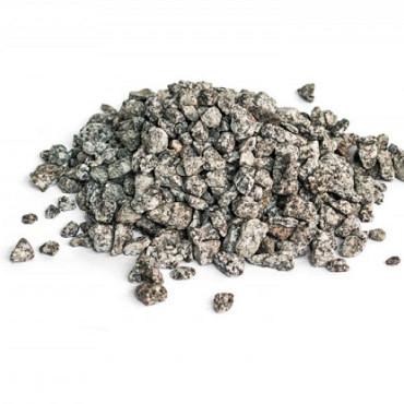 Graniet split bigbag 1000 kg Grijs-wit 8-16 mm Grind en Split