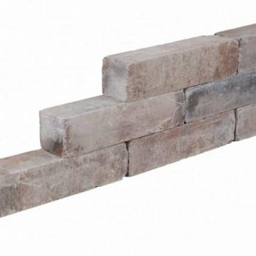 Blockstone Kilimanjaro 15x15x45 Getrommeld muurelement Stapelblokken
