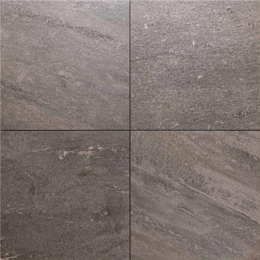*Quartz Dark Grey Donker grijs 60x60x2 Keramische tegels