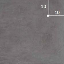 *GeoCeramica In-Lite Ready Gat 22 mm Positie 22C Keramische tegels