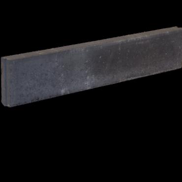 Opsluitband Zwart 6x20x100