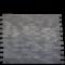 *Facetto Grijs-Zwart 5x20x6