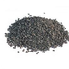 Basalt split 25 kg Antraciet 2-5 mm Grind en Split