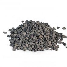 Basalt split 25 kg Antraciet 8-11 mm Grind en Split