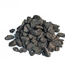 Basalt split 25 kg Antraciet 16-32 mm Grind en Split
