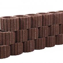 Beplantbare resupor elementen Bruin/rood 20x30x20 Cirkelflor mini Bloembakken