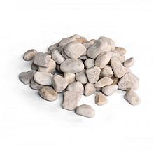 Carrara rond 25 kg Wit 25-40 mm Grind en Split