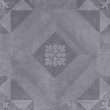 GeoCeramica Symbol Block Black 60x60x4 Keramische tegels
