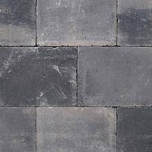 Abbeystones Grijs/zwart 30x40x6 Stenen en klinkers