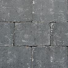Abbeystones Nero 20x30x6 Stenen en klinkers