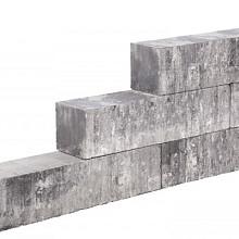 Lineablock Gothic 15x15x30 Strak muurelement, ongetrommeld Stapelblokken