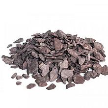 Canadian slate split bigbag 1000 kg Violet 10-30 mm Grind en Split