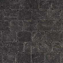 Trommelsteen Antraciet 10x10x6 Stenen en klinkers