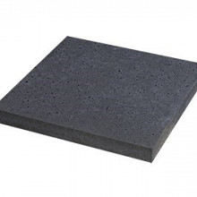 Oud Hollandse tegel, zonder facet Carbon 80x80x5 Gewapend Beton tegels