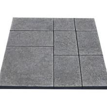 Oud Hollands wildverband Antraciet Wildverband 50x50 (1x),25x50 (2x),25x37,5 (4x),25x25 (2x) Beton tegels