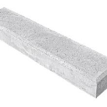 Oud Hollandse betonbiels Grijs 20x100x12 Structuur Betonbielzen