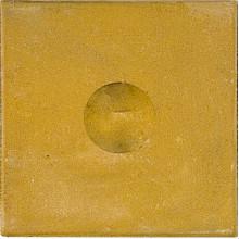Knikkertegel Geel 30x30x6 Beton tegels