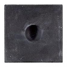 Knikkertegel Zwart 30x30x6 Beton tegels
