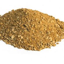 Gravier d'or split bigbag 1300 kg Geel-grijs 0-5 mm Grind en Split