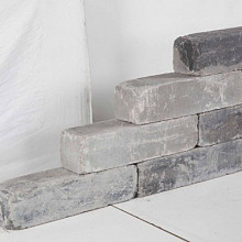 Blockstone Gothic 15x15x60 Getrommeld muurelement Stapelblokken