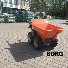Borg motor kruiwagen Verhuur