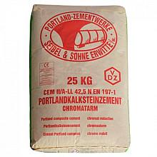 Portland cement 25 kg Voegmortels, lijmen en onderhoudsmiddelen