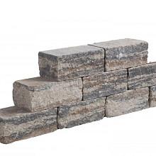 Combiwall Splitton Duo Kilimanjaro 12x60x15 Aan 1 zijde gekloofd muurelement Stapelblokken
