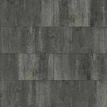 60Plus Soft Comfort Grijs/Zwart 30x40x6 Beton tegels