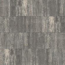Lusso Stretto 28x18x14 cm grijs/zwart Stapelblokken