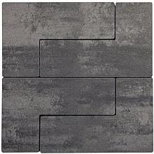 Capital - L Roma Formaat steen: Gebaseerd op 10,5x31,5 Stenen en klinkers