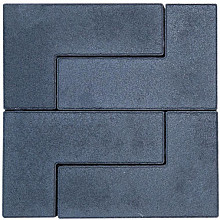Capital - L Milano Formaat steen: Gebaseerd op 10,5x31,5 Stenen en klinkers
