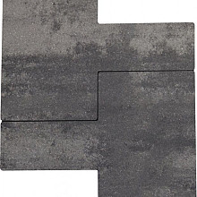 Capital - T Roma Formaat steen: Gebaseerd op 10,5x21 en 21x21 Stenen en klinkers