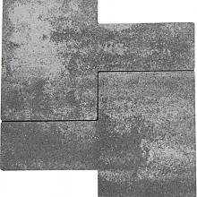 Capital - T Elba Formaat steen: Gebaseerd op 10,5x21 en 21x21 Stenen en klinkers