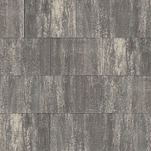 60Plus Soft Comfort Grigio Wildverband Beton tegels