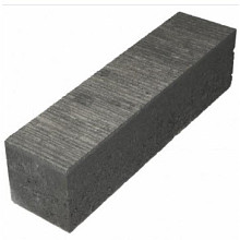 Linia Excellence Banda Grijs/zwart 15x15x60 Stapelblokken