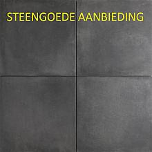 Concrete Black 2.0 Antraciet 60x60x2 Keramische tegels