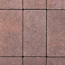 BasicKlinker Plus Purpel/Brune nuance 10,5x21x8 Stenen en klinkers