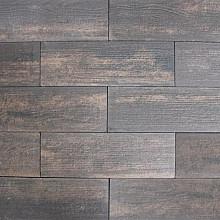 Estetico Wood Walnut - donkerbruin 20x60x6 Beton tegels