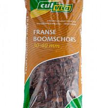 Franse boomschors 30-40 mm 40 liter Boomschors
